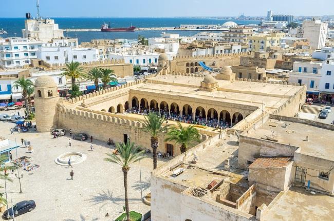 Tunus & Fas Turu (Tunus-Marakeş)