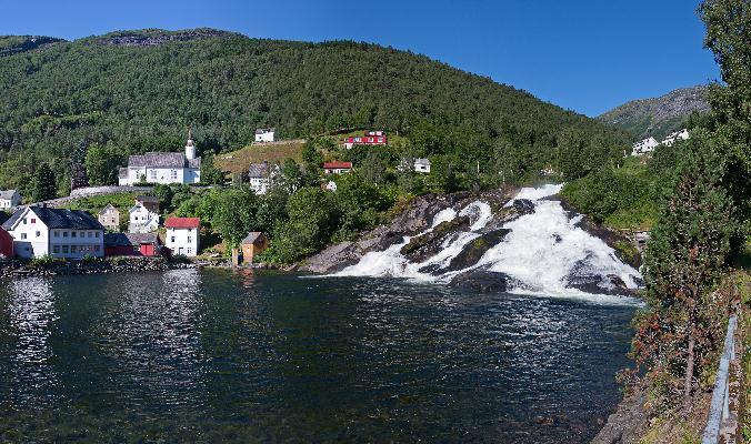 Costa Favolosa ile Norveç Fiyortları 08 Haziran 2019