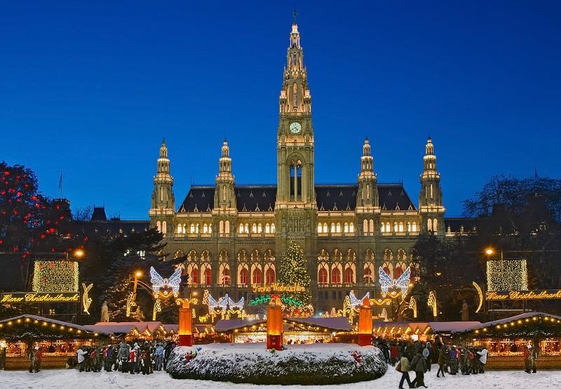 Viyana Noel Pazarları Turu