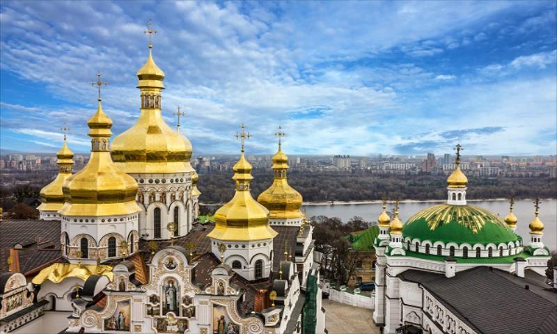 Büyük Ukrayna Turu (Lviv-Kiev-Odessa)