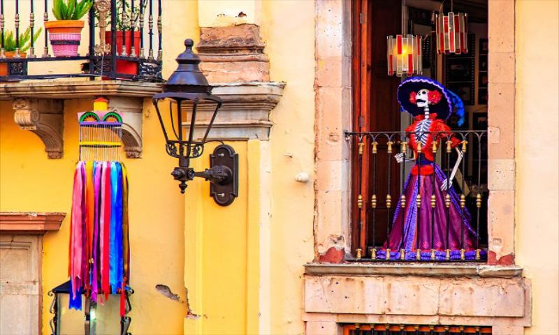 Meksika'da Ölüler Günü Festivali ve Küba Turu (Cancun & Mexico City & Havana)