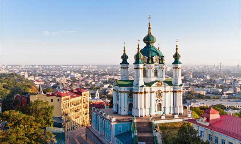 Ukrayna Turu 2 (Lviv–Rivne–Kiev–Uman–Odessa-Kherson)