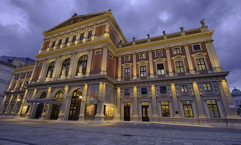 Viyana Flarmoni Orkestrası  Yılbaşı Konseri Turu