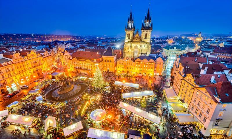 Prag Noel Pazarları Turu