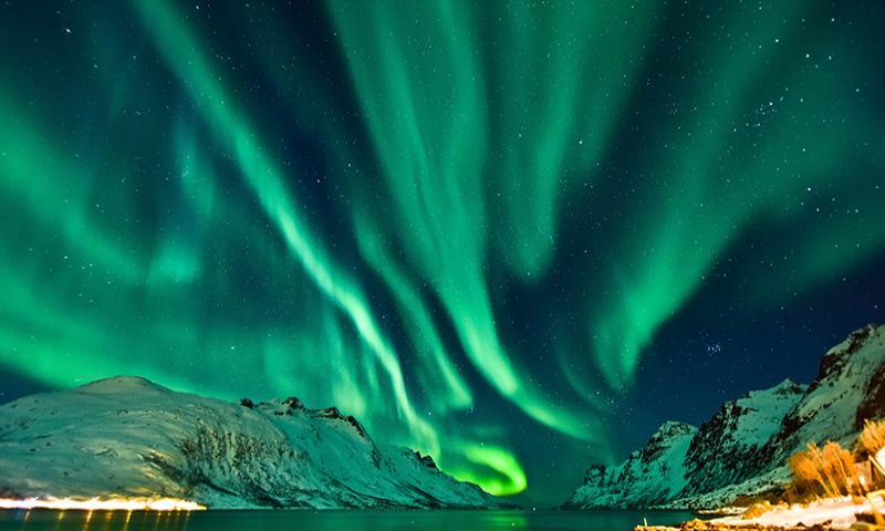İsveç & Norveç Kuzey Işıkları Turu