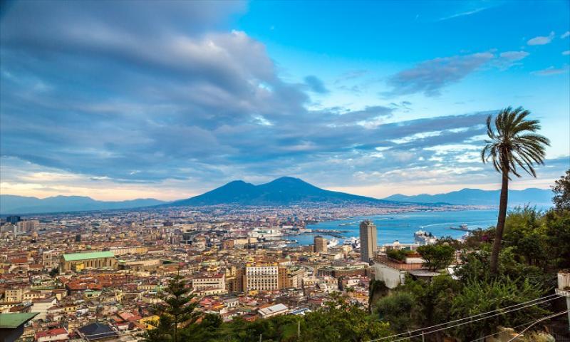 Napoli & Amalfi & Sicilya & Malta Turu