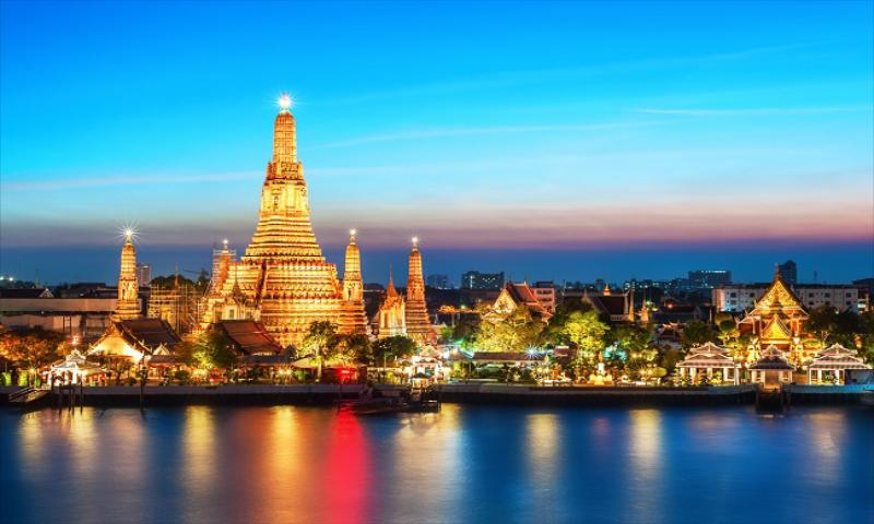 Bangkok & Pattaya Turu (Qatar HY ile)