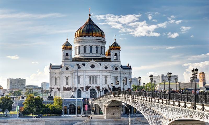 Rusya Turu - Şeker Bayramı (St.Petersburg & Moskova)