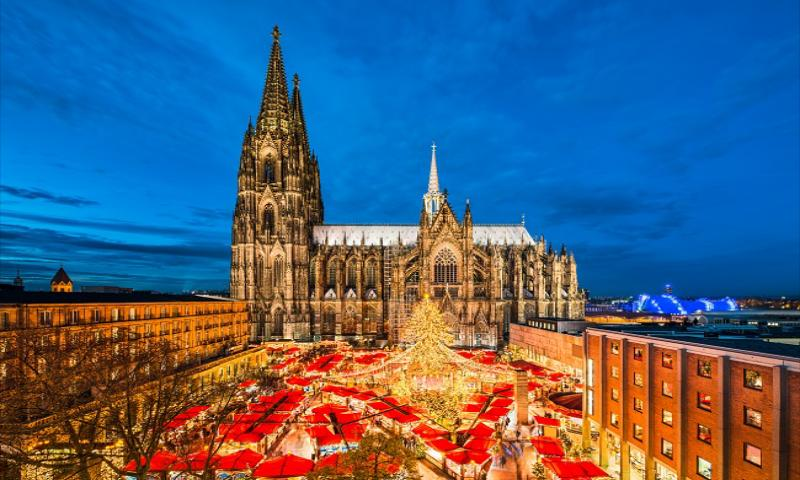 Almanya Noel Pazarları Turu