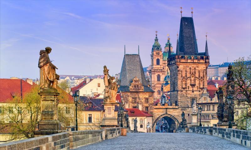 Almanya ve Büyük Orta Avrupa (Berlin & Prag & Salzburg & Viyana & Budapeşte & Graz)