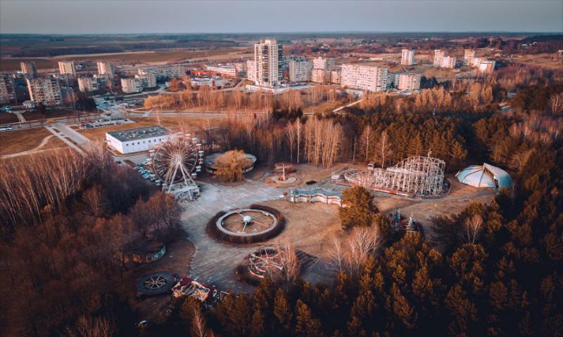 Hayalet Şehir Pripyat ''Çernobil Turu''