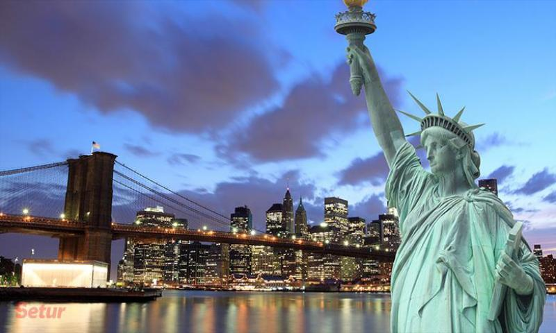 Doğu Amerika Turu - Kurban Bayramı (Miami-Orlando-New York)