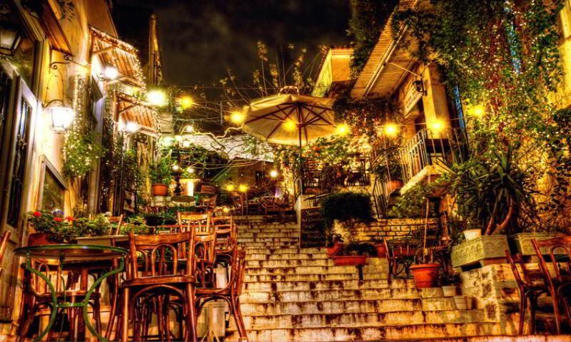 """Atina'da Unutulmaz Bir 36 Saat """"Levent Özçelik Eşliğinde"""" Walkers Tours Presents"""