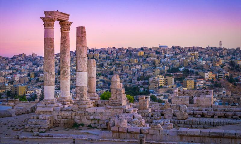 Baştan Başa Ürdün (Akabe & Amman)