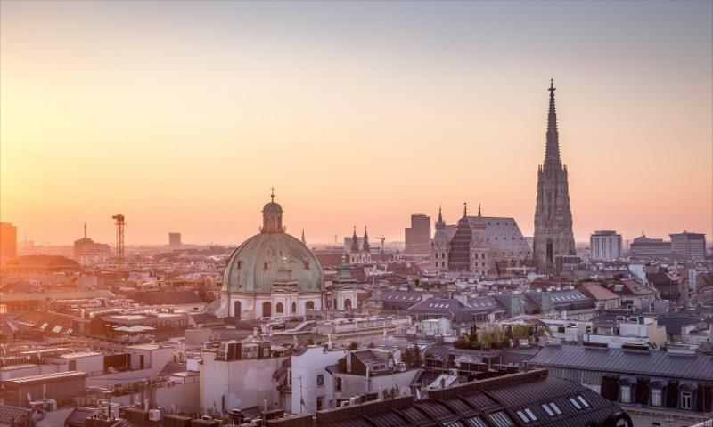 Graz-Viyana-Linz-Salzburg Turu