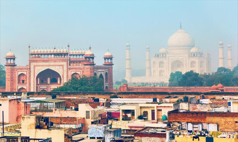 Hindistan Altın Üçgen Turu (Agra & Jaipur & Delhi)