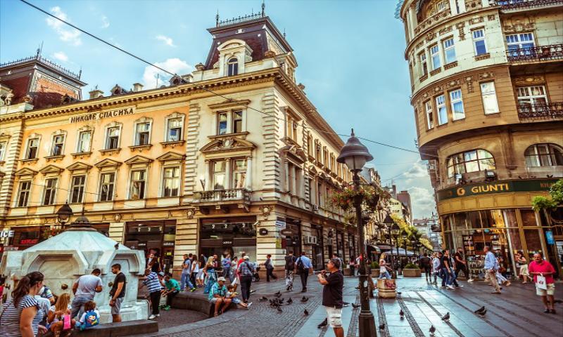 Belgrad Haftasonu Rotası