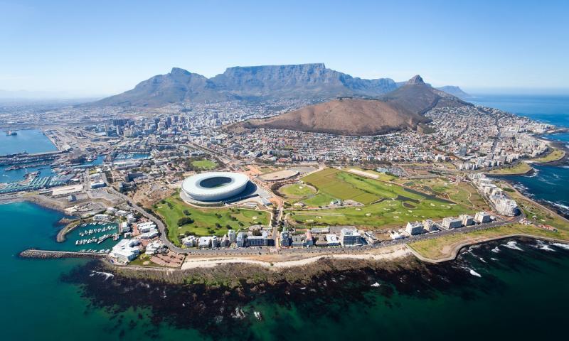 Ekonomik Güney Afrika Turu (Johannesburg & Cape Town)