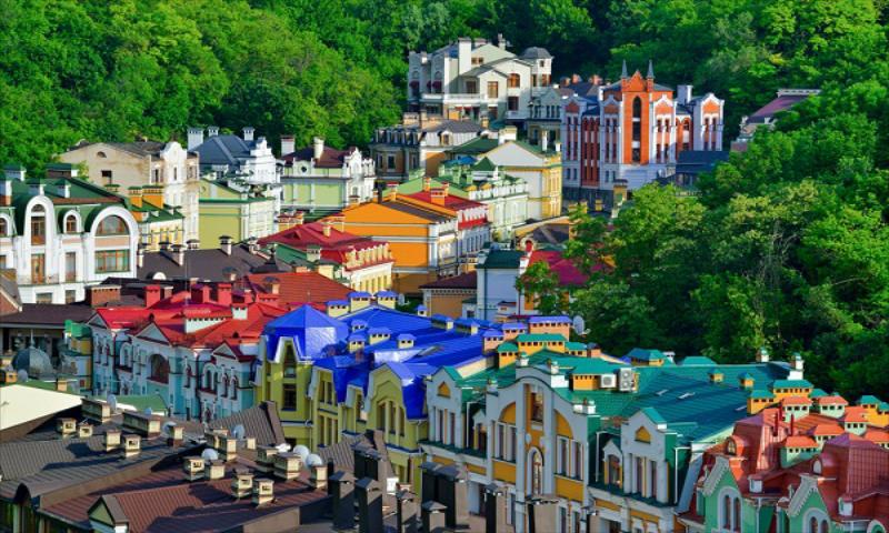 Ukrayna Turu 1(Kherson–Odessa–Uman–Kiev–Rivne–Lviv)