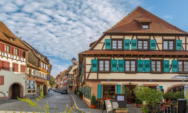 """Alsace'da Bağ Bozumu Festivali Turu """"Burak Özberk Rehberliğinde"""""""