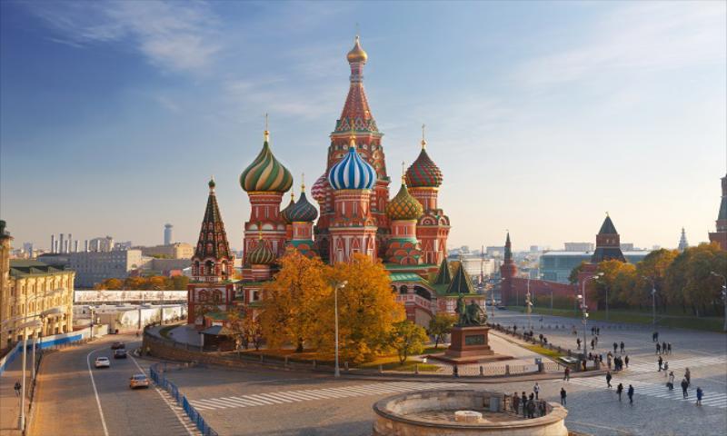 Fırsat Rusya Turu (St. Petersburg)