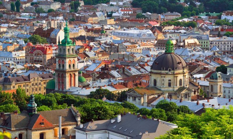 Büyük Ukrayna Turu (Odessa-Kiev-Lviv)