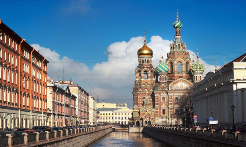 Fırsat Rusya Turu (St.Petersburg)