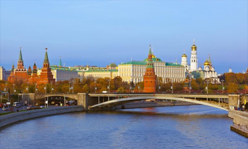 Rusya Turu - Yılbaşı (St.Petersburg & Moskova)