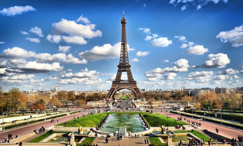 Fransa Turu (Lyon & Nice & Carcassonne & Biarritz & Bordeaux & Omaha Beach & Villandry & Paris)
