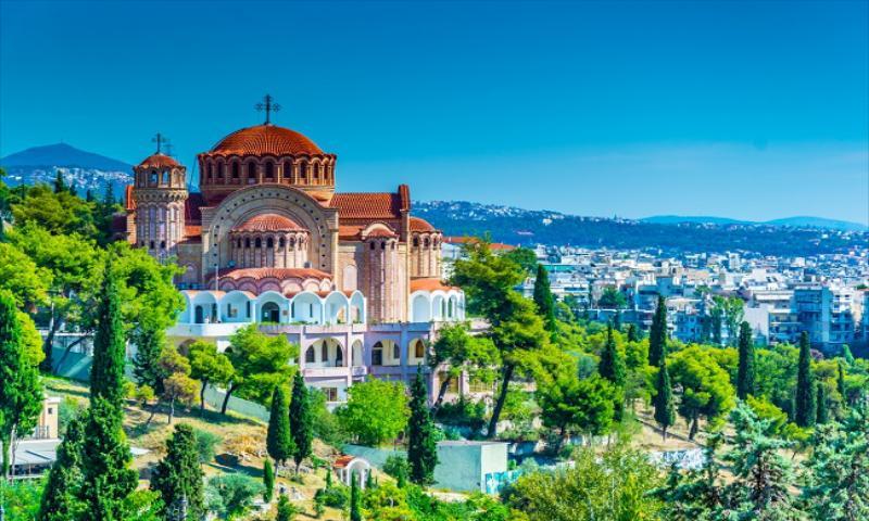Komşu Balkanlar Rotası (Üsküp & Ohrid & Selanik)