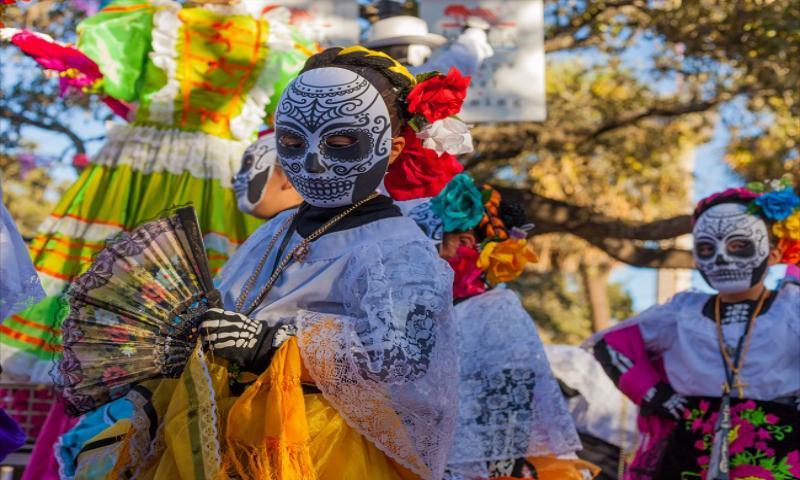Meksika Ölüler Günü Festivali Turu (Cancun & Merida & Mexico City)