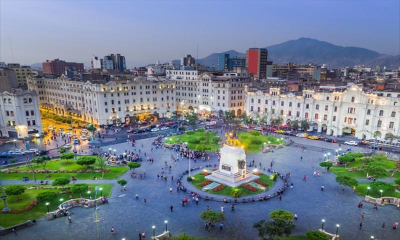 Peru-Arjantin-Brezilya Turu (Lima & Cusco & Buenos Aires & Iguazu & Rio De Janeiro)