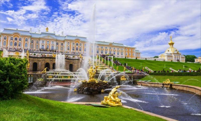 St.Petersburg Yılbaşı Rotası