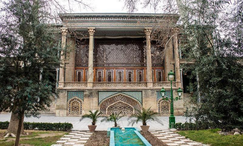 İran Turu SE (Tahran-Kashan-İsfahan-Yezd-Şiraz)