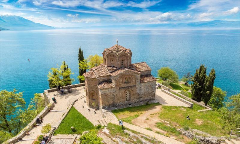 Balkanlar Vizesiz Haftasonu Rotası (Priştine & Ohrid)