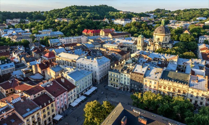 Fırsat Ukrayna Turu (Lviv)-29 Ekim