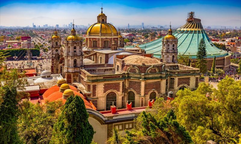 Meksika & Kolombiya Turu (Bogota-Mexico City-Merida-Cancun)