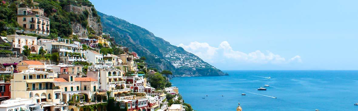 Napoli Amalfi Kıyıları Turu