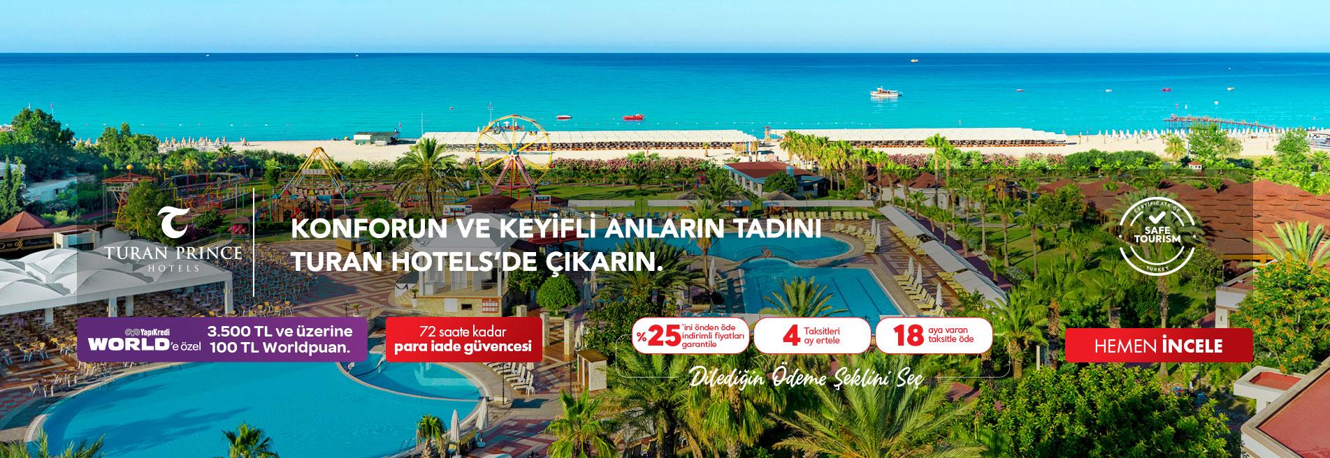 Turan Hotel