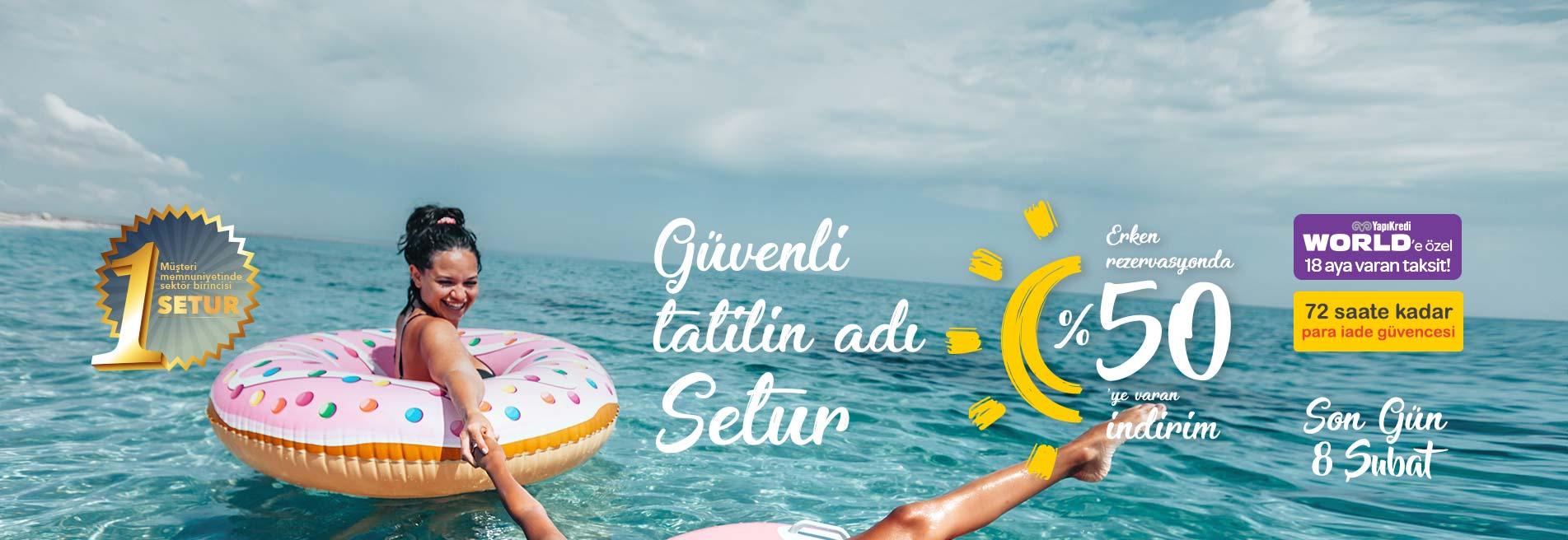 2021 Erken Rezervasyon Otelleri