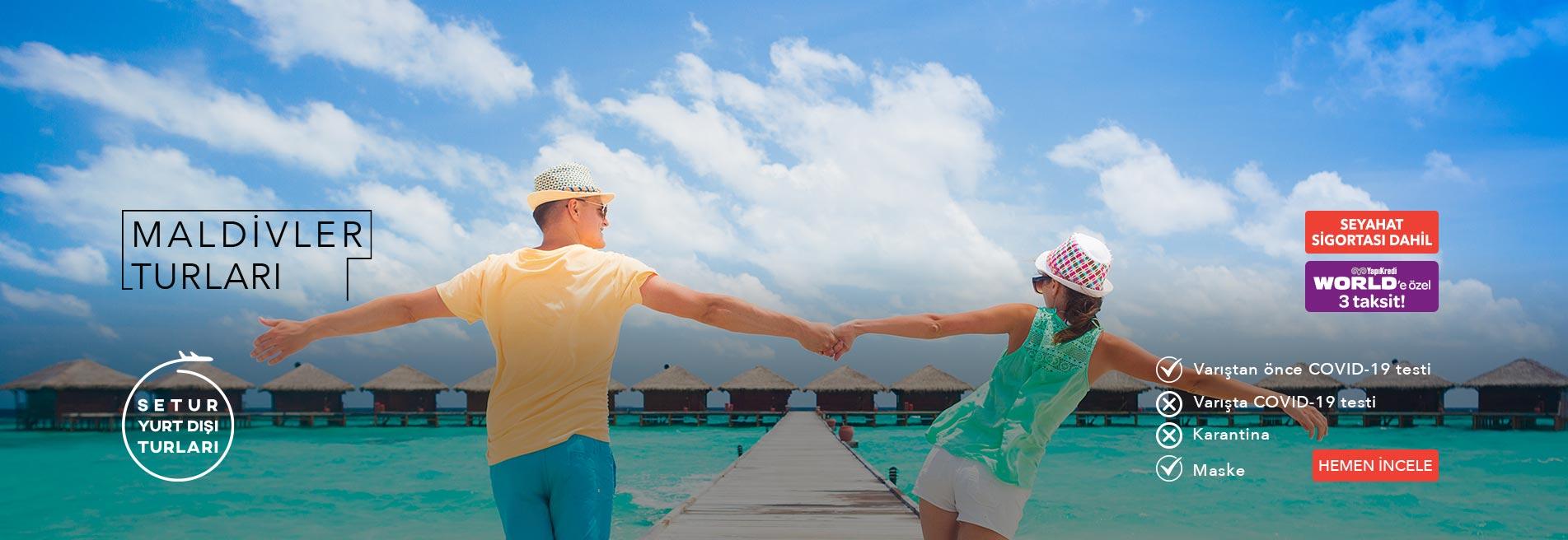 Maldiv Turları
