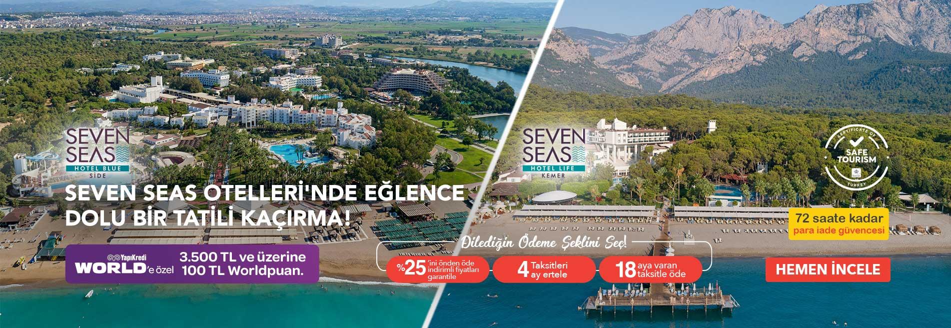 Seven Seas Hotels