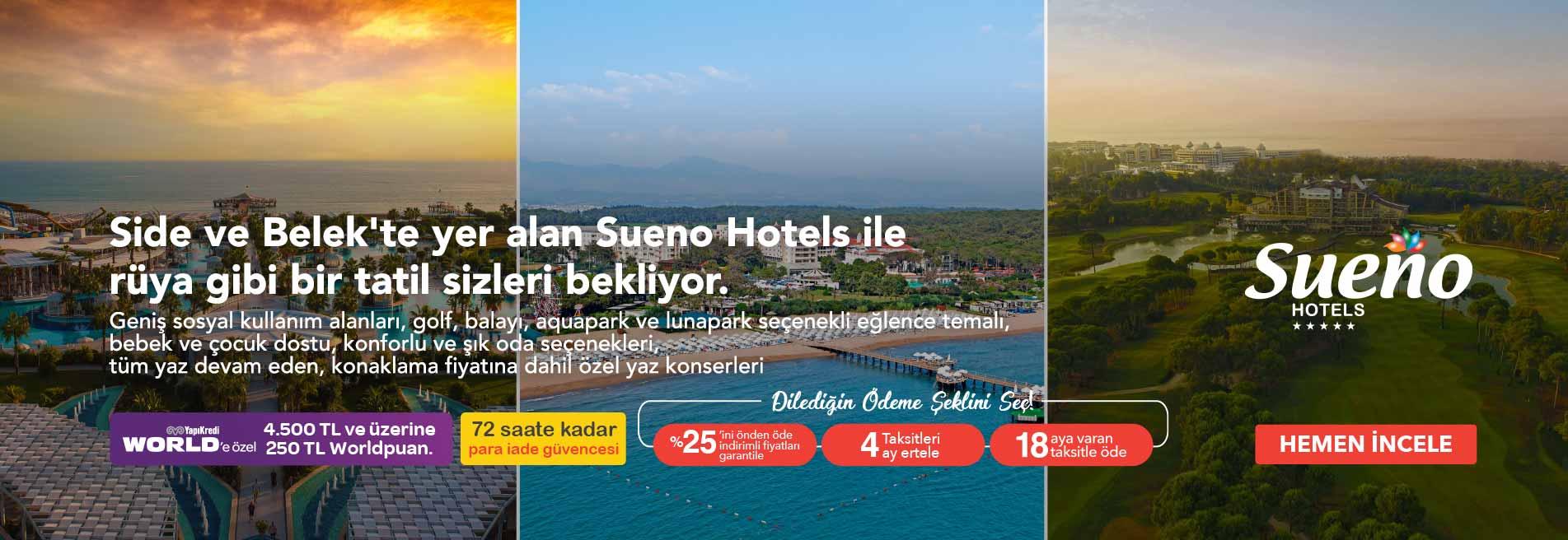 Sueno Hotel