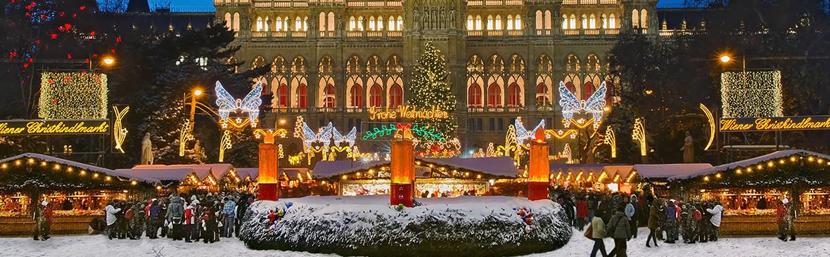 Viyana Noel Pazarları