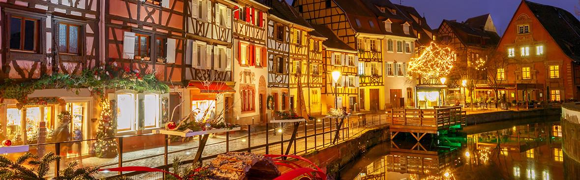 Alsace Noel Pazarları