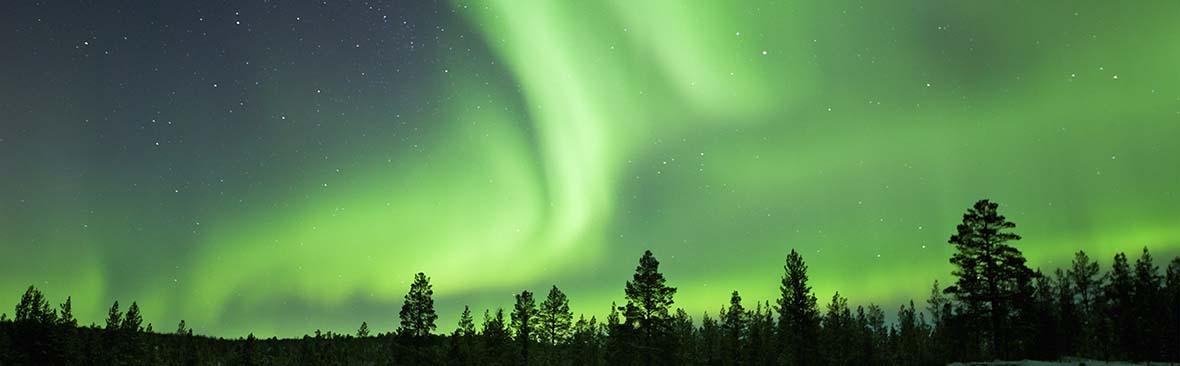 Laponya Kuzey Işıkları Yılbaşı Turu